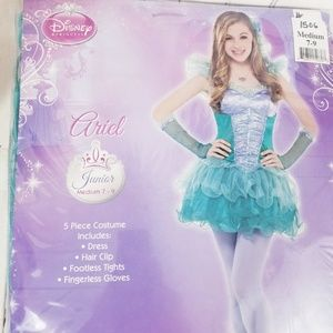 Disney Princess Ariel Little Mermaid New